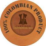 Leathercol SAS,  100% colombian product
